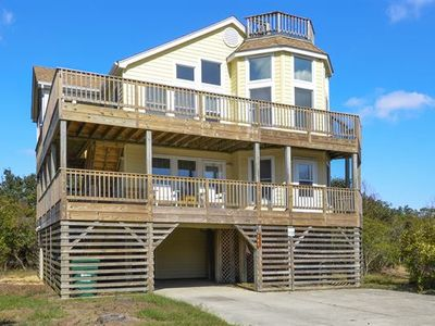 Photo for OCEANSIDE  Lovely Decor, private setting, Pets allowed! Hot Tub