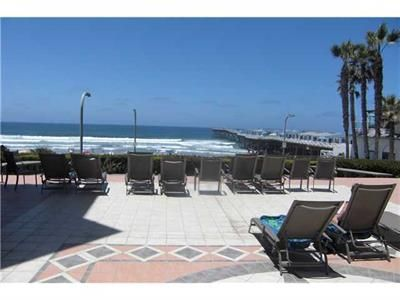 Photo for See the Sea Beach Condo-Overlooks Crystal Pier, sand and surf; $150-275/night