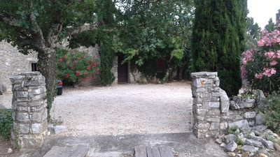 Photo for Former sheepfold in the countryside and near the river La Cèze