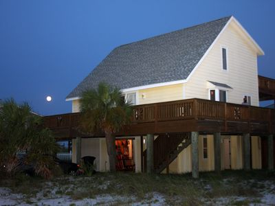 Photo for Gulf Side Beach Cottage
