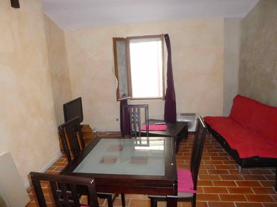 Photo for 1BR Apartment Vacation Rental in Montpellier, Languedoc-Roussillon