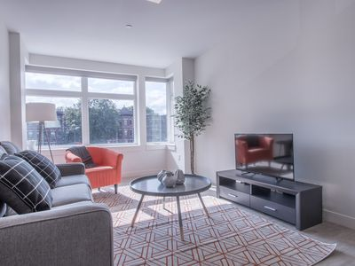 Photo for Lively 1BR in Fenway by Sonder