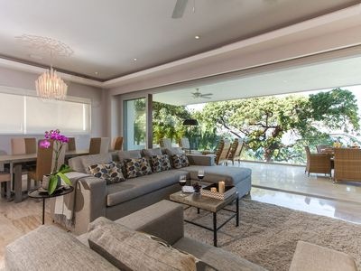 Photo for Stunning recently built 2400 SF condo w/ amazing ocean views and beach access