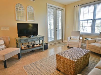 """Photo for """"Ain't Life Grand"""" - The Village at Blue Mountain Beach - 4 Bedrooms, 2 King Masters"""