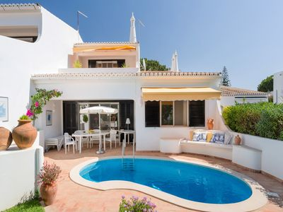 Photo for Vale do Lobo Villa, Sleeps 6 with Pool, Air Con and WiFi