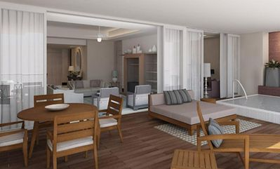 Photo for Vidanta Grand Luxxe Residence Spa 3 Bedroom 3 Bath includes reduced golf rates
