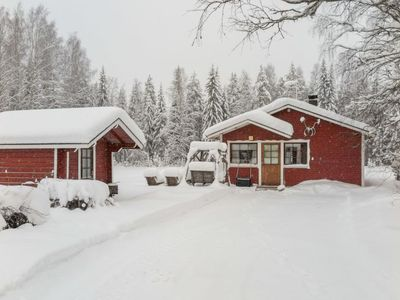 Photo for Vacation home Pihalintu in Lapinlahti - 4 persons, 1 bedrooms