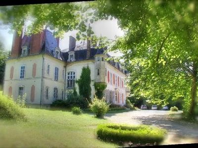 Photo for Holiday house in Château de Champagne, luxurious and low rates