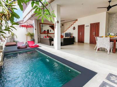 Photo for Trinity, 2 Bedrooms Villa, Seminyak