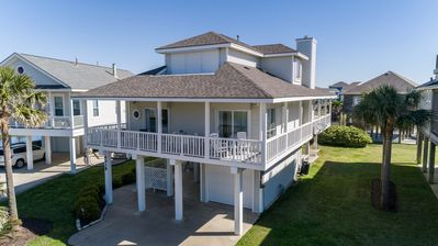 Photo for Beach-Side, Hear The Surf, Steps To The Waves, Sleeps 16