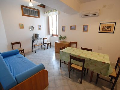 Photo for Apartment in Nerano with Parking, Washing machine, Air conditioning (127253)