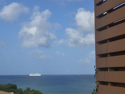 Photo for Modern 2-Bed 2.5 Bath Apartment with Beautiful Views of the Caribbean Sea
