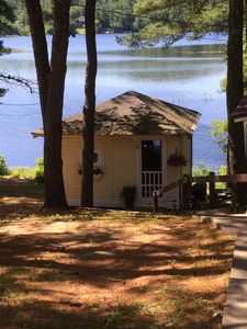 Photo for 1BR Cottage Vacation Rental in Conway, New Hampshire