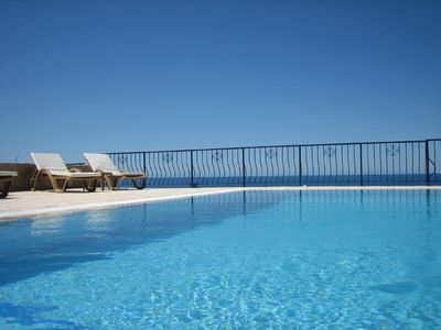 Photo for A lovely private Villa retreat with private pool, fast WiFi and free sunshine!