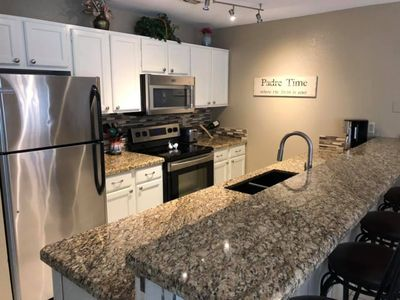 Photo for STEPS to BEACH! Modern 2/2  Family Friendly/Wifi/Pool/Cable