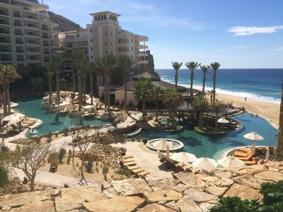 Photo for Prime ocean front location in Cabo San Lucas at the tip of the Baja Peninsula