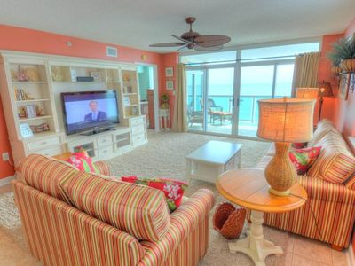Photo for Crescent Keyes -  710 Beautiful 3 bedroom condo with a great ocean front view!