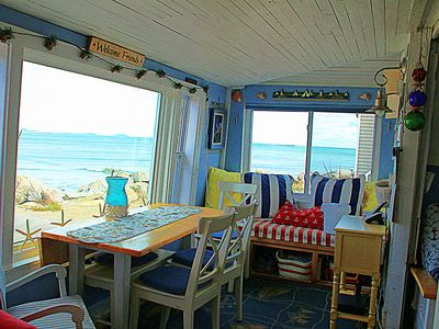 Photo for Blue Pearl Cottage Saco Maine Awesome Ocean Views, Ocean View , Pet Friendly