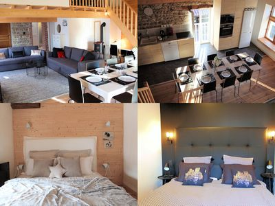 Photo for 3 *** 85m2 cottage with pool - prox St-Vulbas PIPA, CNPE, Pérouges