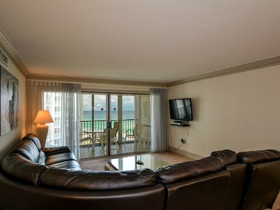Photo for Shoreline Towers 2072-Beachfront 2 Bedroom/2 Bath Vacation Rental-Come Enjoy