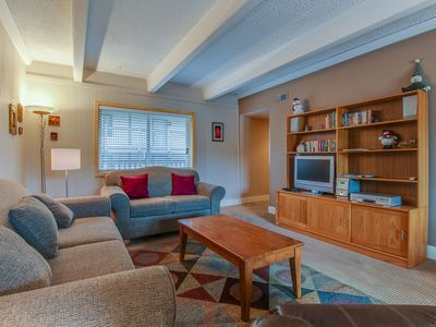Photo for Shuttle to lifts from condo w/ panoramic views & shared pool/ hot tub!