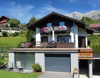 Holiday house, 75 square meters , Sonnenhang, Austria