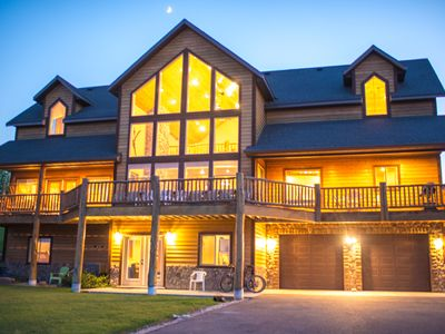 Photo for Beautiful Bear Lake Lodge~ Great View of the Lake