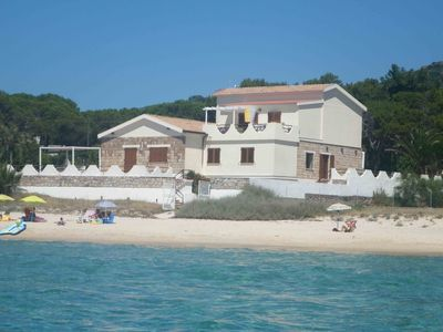 "Photo for HOUSE and Dependance in ""VILLA SUL MARE"""