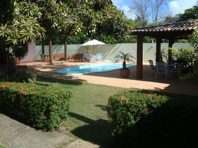 Photo for 4 rooms, nice / comfortable 60 m from the beach. Sleeps 12 people