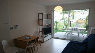 Photo for Anglet Biarritz love room 100m from the beach !!! luxury residence