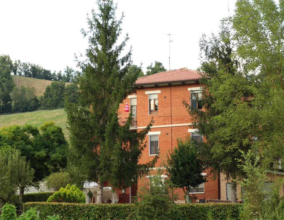 Surrounded By A Large Garden In A Rural Area Surrounded By Greenery Sarnano Marche