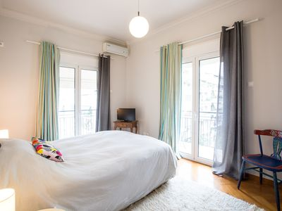 Photo for Acropolis Now 2BR in central Athens by JJ Hospitality
