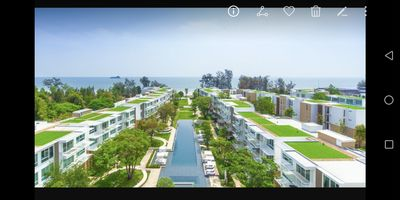 Photo for 2 bedroom beach apt. for monthly rent