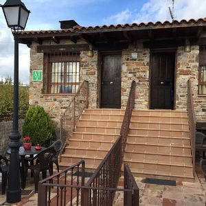 Photo for Rural house (full rental) El Rincón de Robledillo for 4 people