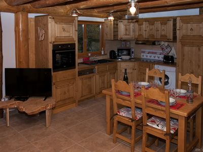 Photo for CHALET IN PEACE IN THE VOSGES, 20 MN GERARDMER