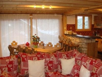 Photo for MORZINE, CHALET INDIVIDUAL skiing star, 4 STARS