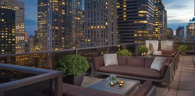 Photo for New Year's in Wyndham Midtown 45,1 BR Presidential Suite,4 nights12/29/17-1/2/18