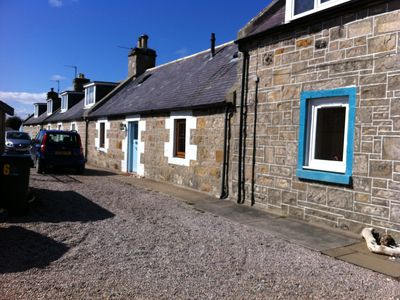 Photo for No.6 Seatown, a traditional fisherman's cottage in an ideal location