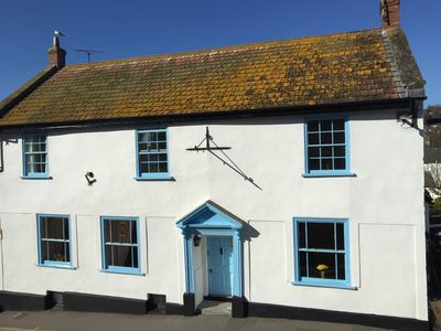 Photo for Unique 17th Century Coaching Inn in the heart of Lyme Regis
