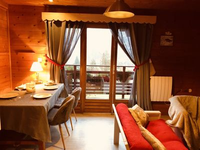 Photo for Individual chalet in the heart of the Hautes Vosges