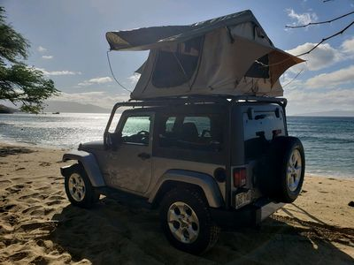 Photo for Maui Van Life ... Jeep Addition