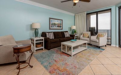 Photo for Phoenix X - Gulf Front - Three Bedroom on the BEACH!