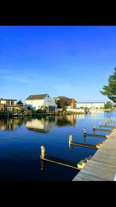 Photo for Look at these views & Great Location on Bay with a Dock.