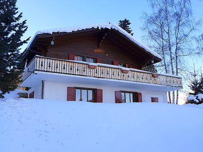 Photo for Vacation home Le Hibou  in Nendaz, Valais - 6 persons, 3 bedrooms