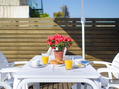 Photo for Friendly Rentals The Style Terrace Green apartment in Barcelona