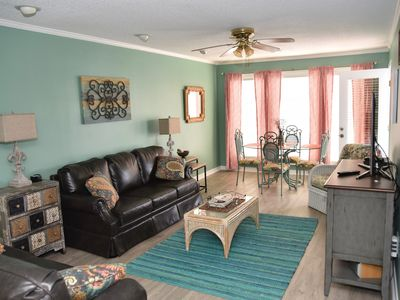 Photo for Now booking for SUMMER - Pet friendly - 2BR/2Bath - High Speed Internet/Wi-
