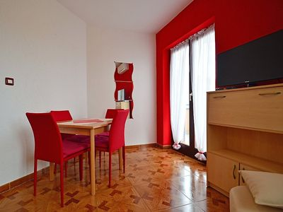 Photo for Apartment 388 m from the center of Bužinija with Parking, Internet, Washing machine, Air conditioning (456612)