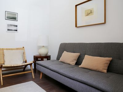 Photo for Comfortable Apartment in Central Lisbon