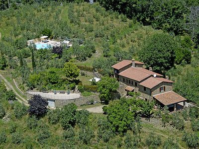 Photo for Vacation home Tegliaia  in Montevarchi, Arezzo, Cortona and surroundings - 7 persons, 3 bedrooms