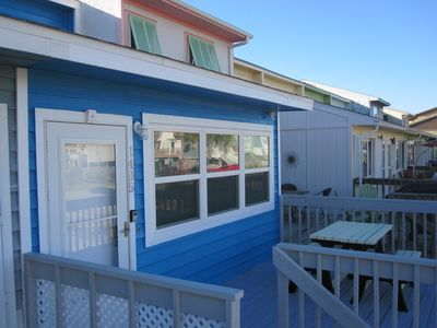 Photo for Seas the Day - perfect spot for couple and family fun!